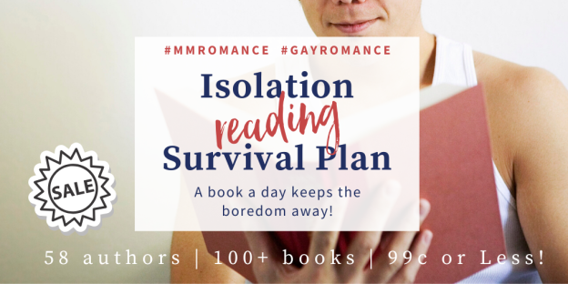 Isolation Reading Survival Plan - Twitter