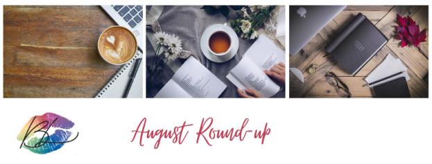 Website Monthly Round-up post